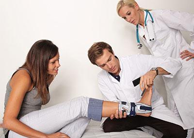 Кабинет по ортопедия и травматология